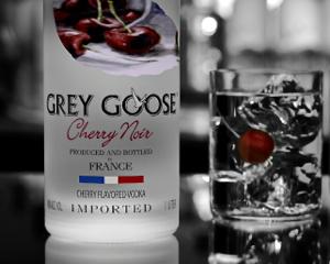 Grey Goose – Cherry Noir