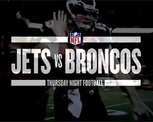 NFL – Jets vs Broncos