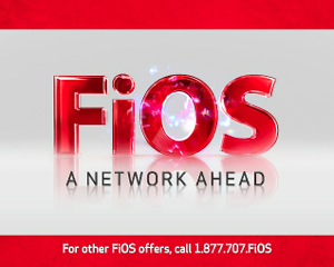 Verizon Fios – Balloon